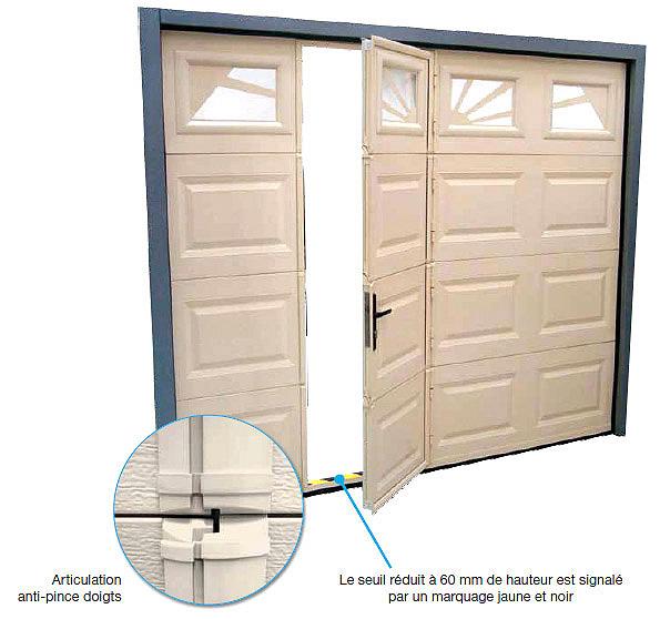 Porte De Garage  Confort